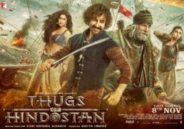 The Thugs Are Here In This New Much-Awaited Poster Of 'Thugs of Hindostan'