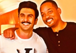 Will Smith praises Ranveer Singh!