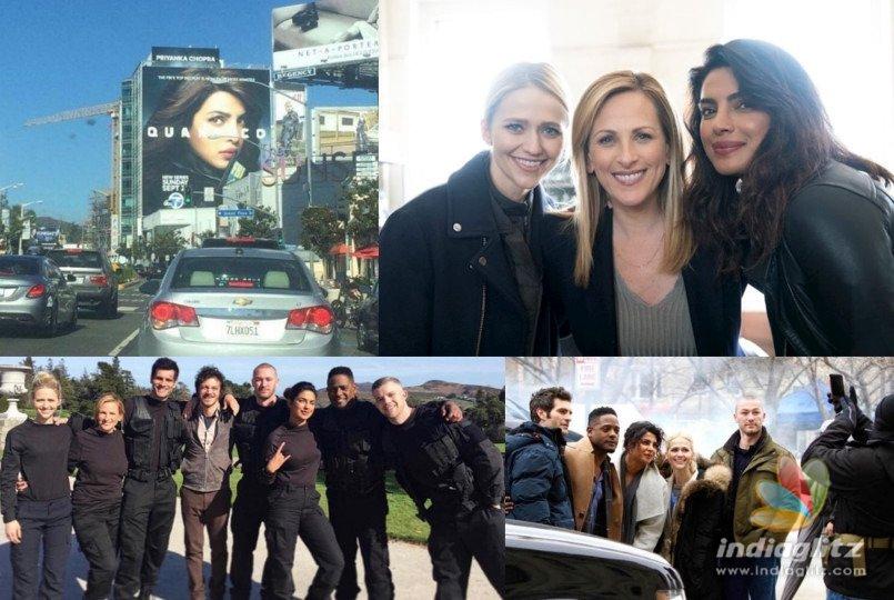 Priyanka Chopra Aka Alex Parrishs Emotional Goodbye To Quantico