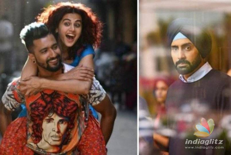 Abhishek Bachchan, Taapse Pannu And Vicky Kaushal's 'Manmarziyaan' Trailer Is A Must Watch!