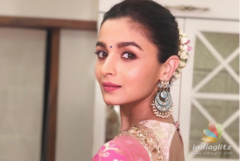Alia Bhatt Gives Important Update On 'Kalank'