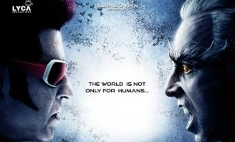 Rajinikanth and Akshay Kumar's '2.0' Teaser Finally Releases On This Day!