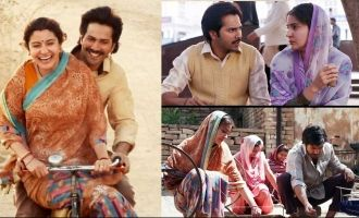 """Sab Badhiya Hai"" For Varun Dhawan And Anushka Sharma's 'Sui Dhaaga: Made in India' Trailer"