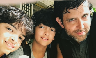 Hrithik Roshan Continues To Give Us Family Goals With This Video!