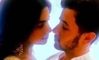 Priyanka Chopra And Nick Jonas Confirms Engagement With This Romantic Pic