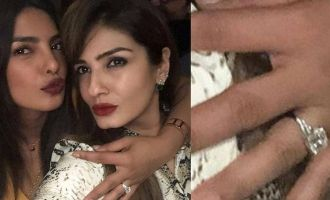 Priyanka Chopra's Massive Diamond Engagement Ring Is This Expensive!
