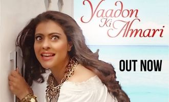 "Kajol's ""Yaadon Ki Almari"" From 'Helicopter Eela' Is Unmissable!"