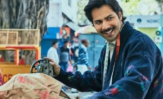 Varun Dhawan's 'Sui Dhaaga' Look Was Inspired By This Person!
