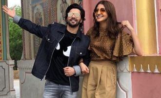Sui Dhaaga Stars Varun Dhawan And Anushka Sharma Signed As Ambassadors Of Skill India Campaign
