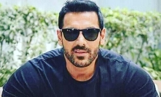 John Abraham shares opinion on action films