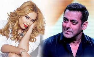 Woah! Salman Khan and Iulia Vantur Coming Together Again?