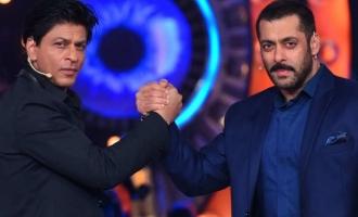 Leaked! Shah Rukh Khan and Salman Khan revisits 'Karan Arjun'