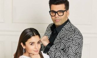 Karan Johar Assures Alia That This Actor Would Make The Best Husband!