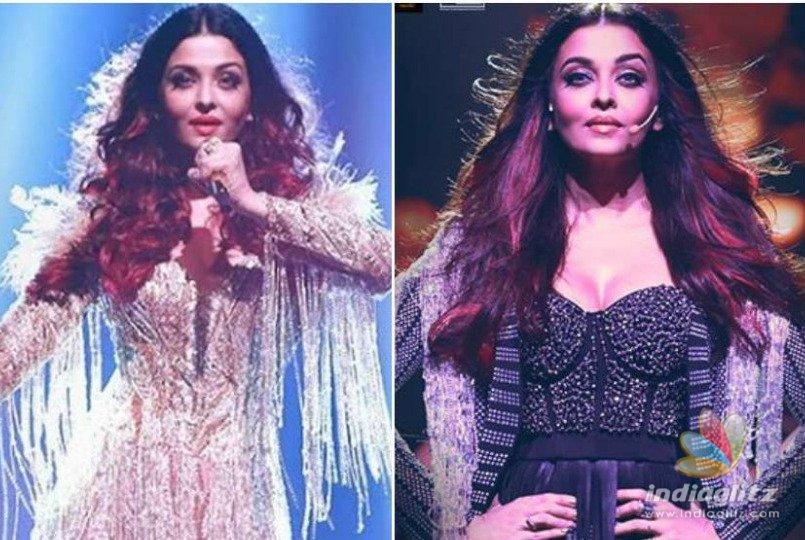Aishwarya Rai Bachchan Setting The Stage On Fire With 'Fanney Khan's - Mohabbat!
