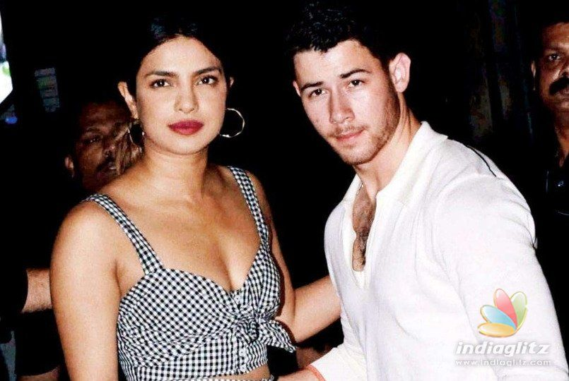 Priyanka Chopra's Boyfriend Nick Jonas Confirms Their Engagement Officially