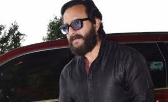 Saif Ali Khan's Look From The Sets Of 'Hunter' Is Sure To Leave You Gobsmacked!