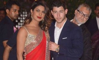 Priyanka Chopra's Rumored Beau Nick Jonas Arrives In India With Parents