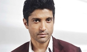 "Farhan Akhtar calls out ""monsters""  in his tweet"