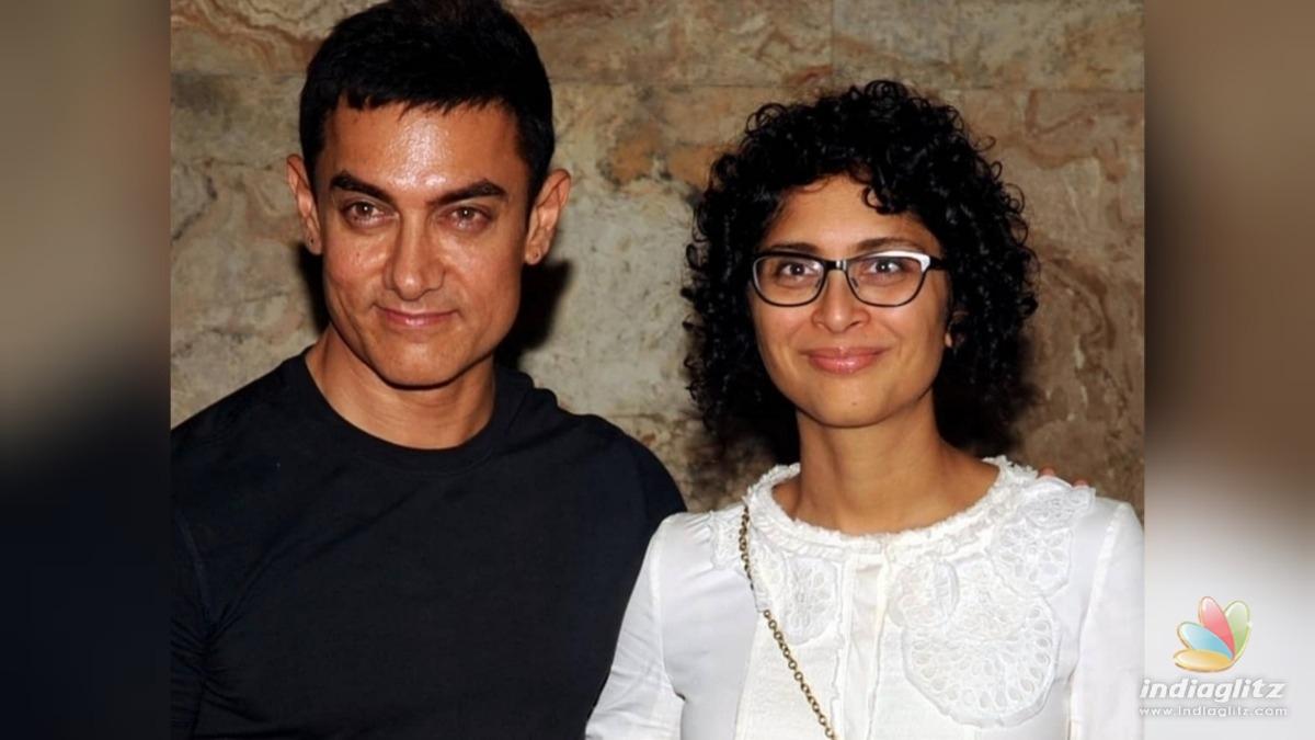 Aamir Khan makes a shocking personal announcement