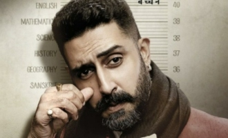 Check out Abhishek Bachchan's first look from 'Dasvi'