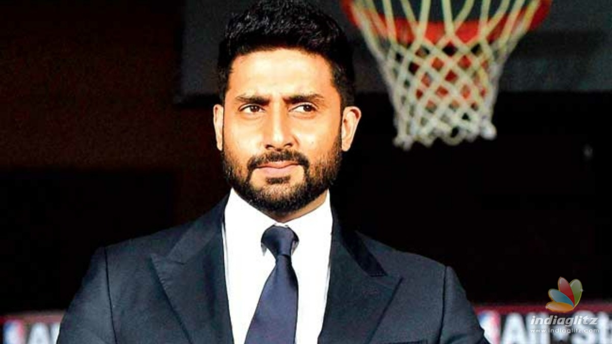 Check out Abhishek Bachchans sweet reply to a hater