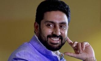Abhishek Bachchan's befitting reply to an ignorant netizen