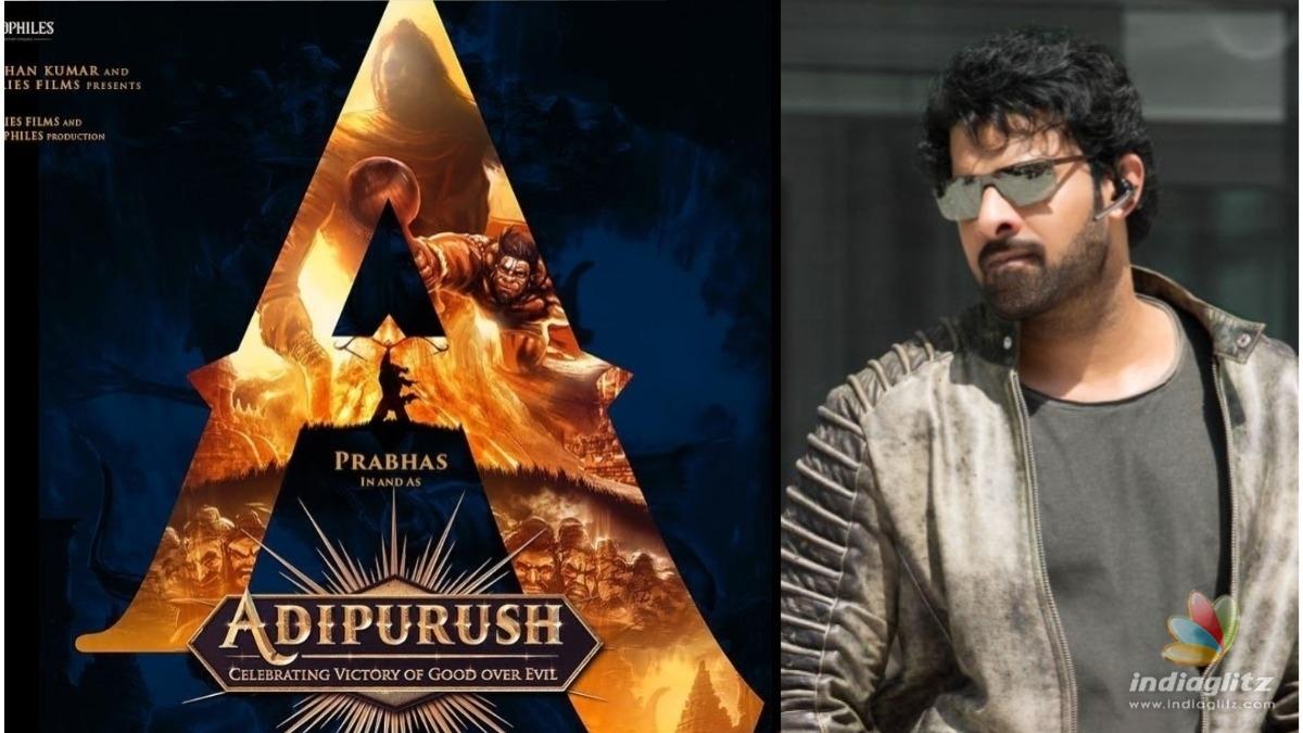 Adipurush breaks the record of Bahubali 2