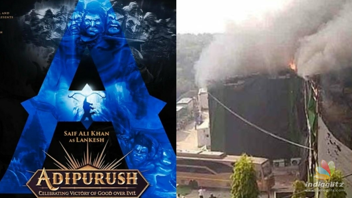 Saif Ali Khan and Prabhas starrer Adipurush meets an horrible accident in second day of filming