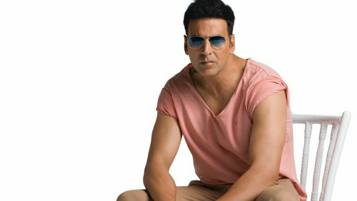 Heres how Akshay Kumar celebrated Army Day with the soldiers.