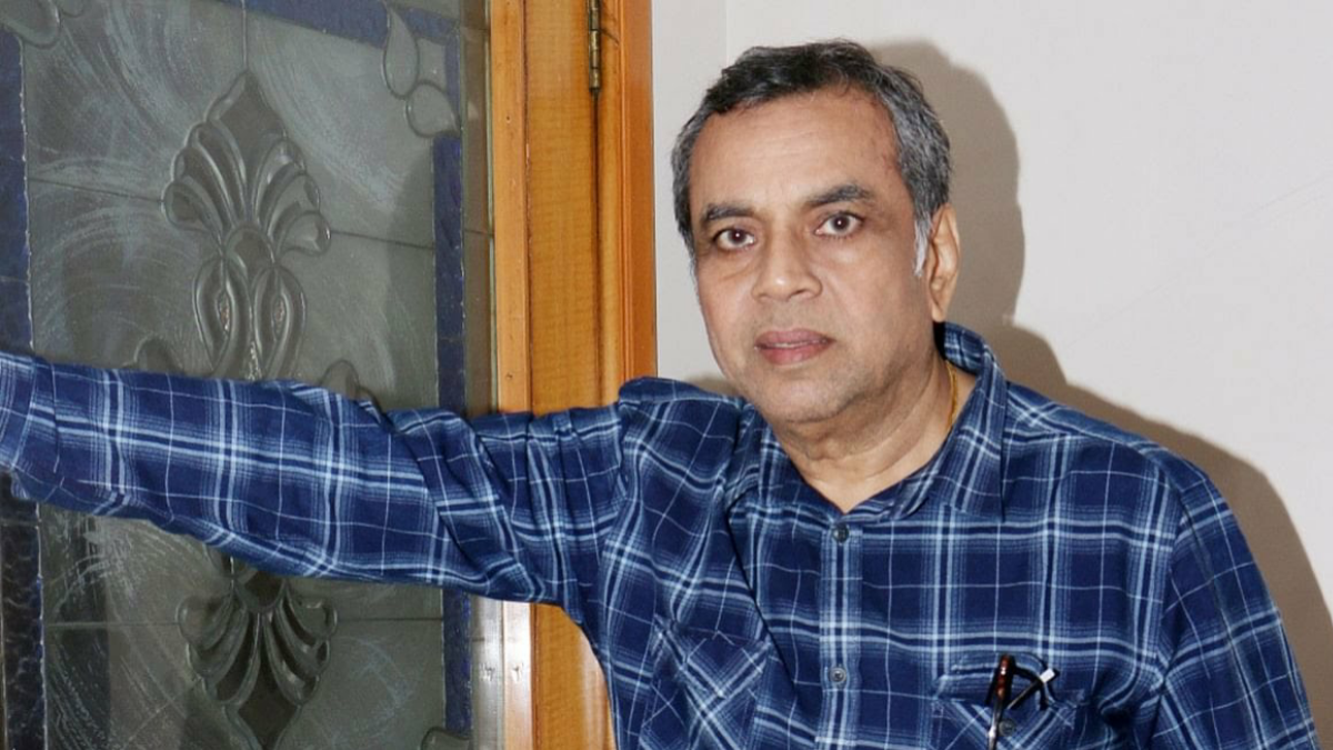 Paresh Rawal reacts to rumors about his death