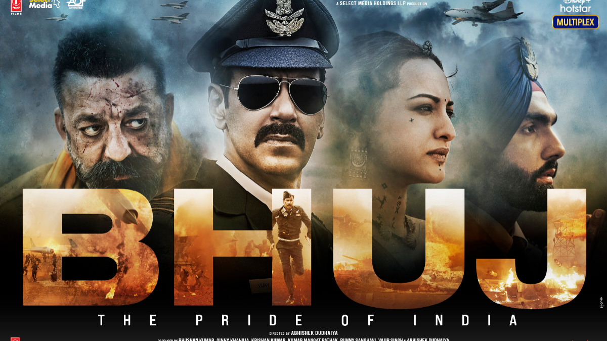 Check out the release date of Ajay Devgans Bhuj