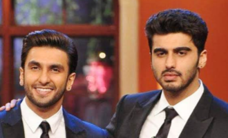 Arjun Kapoor learnt this important life lesson from Ranveer Singh