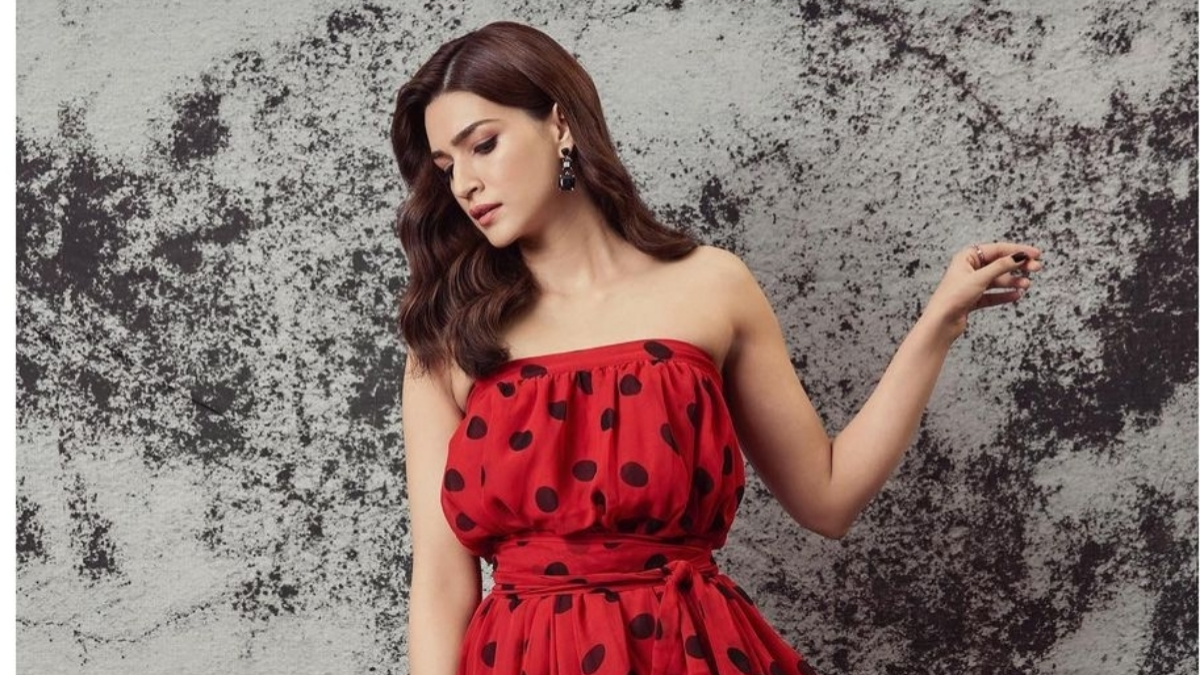 Kriti Sanon isnt satisfied with her position in the film industry
