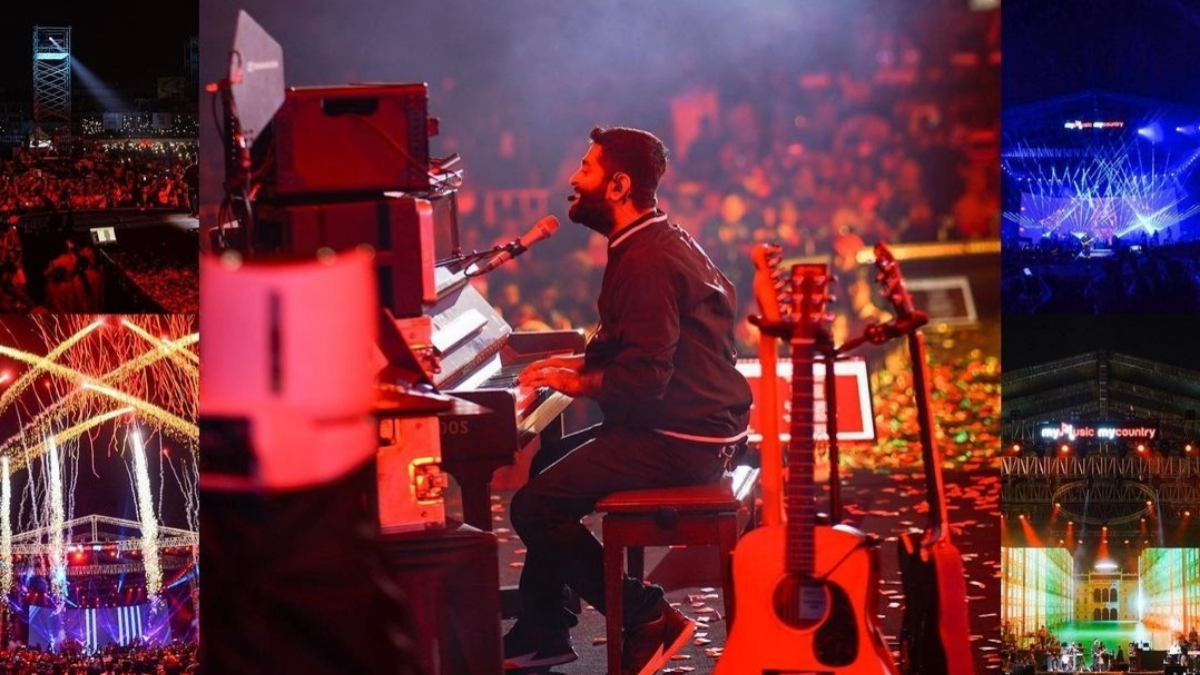 Arijit Singhs first post pandemic concert will take place in this city