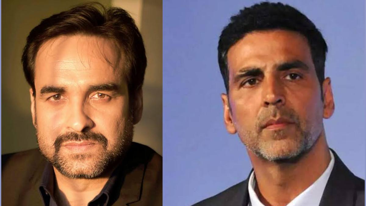 Heres an update on Akshay and Pankaj Tripathis Oh My God 2