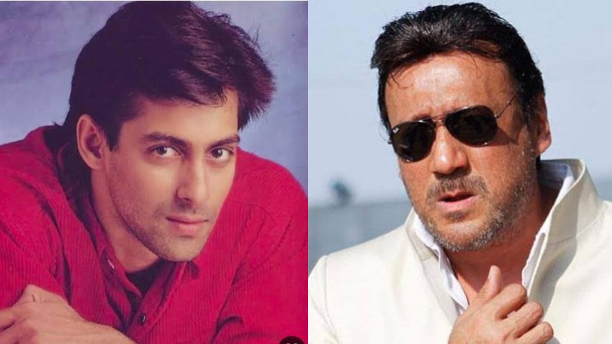 Jackie Shroff recalls working with teenage Salman Khan
