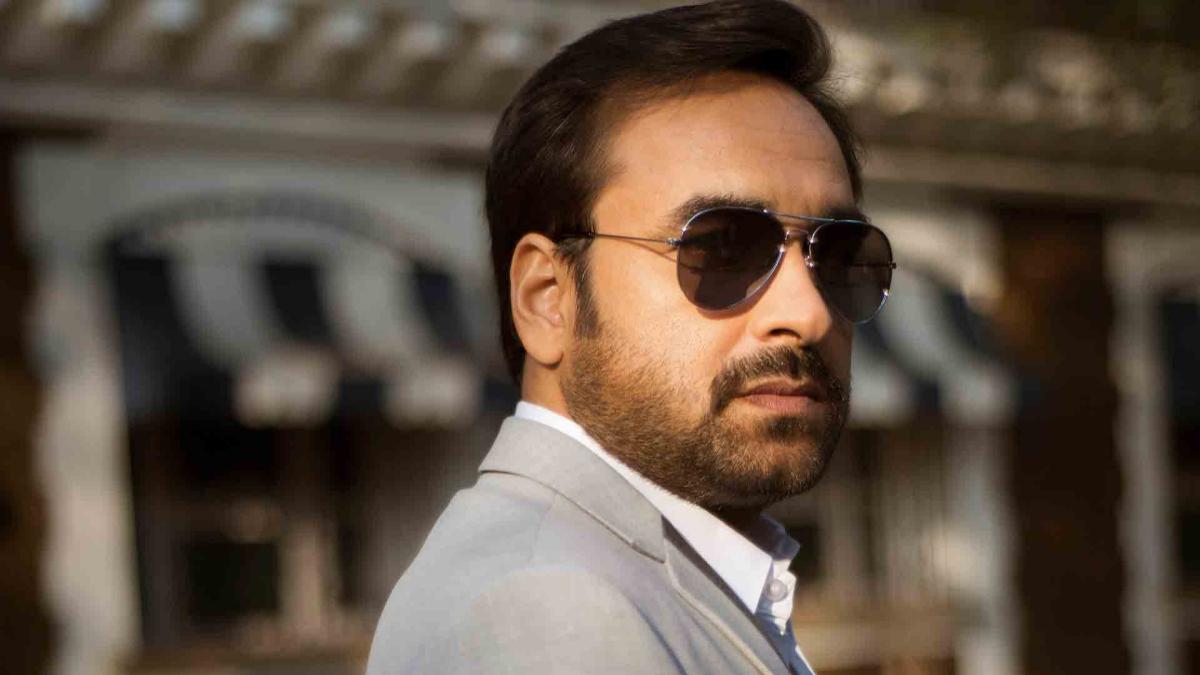 Pankaj Tripathi talks about his signature acting move