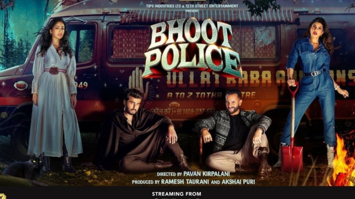 Heres how Bhoot Police was conceptualized