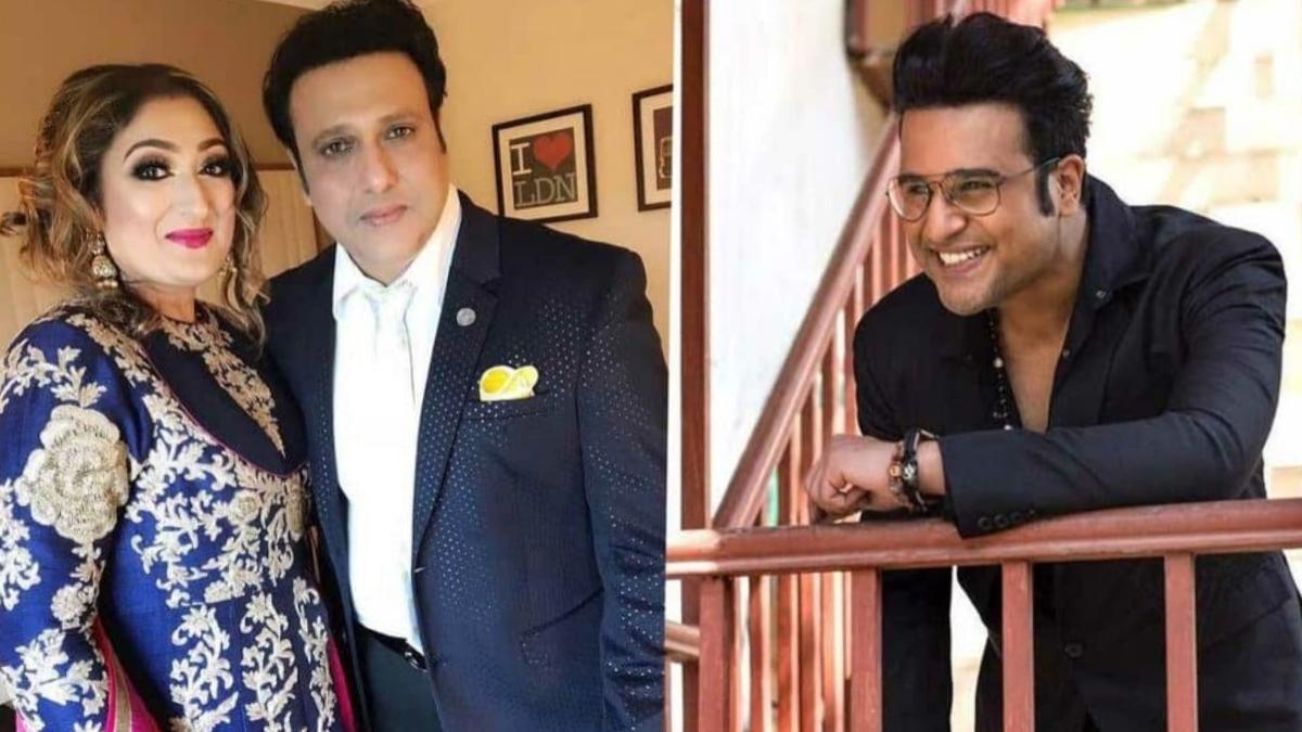 Krushna Abhishek responds to Sunita Ahujas mean comments