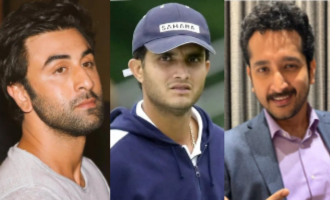 Who'll play Sourav Ganguly in the upcoming biopic ?