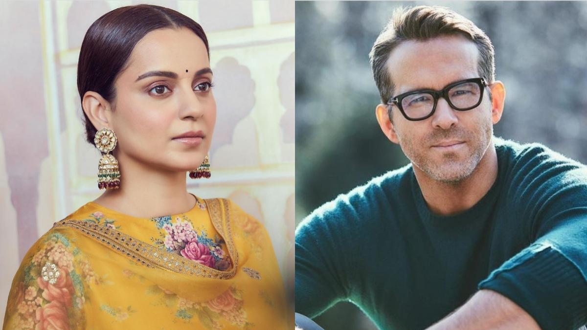 Kangana Ranaut responds to Ryan Reynolds statement about Bollywood