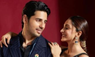 Sidharth Malhotra on doing a romantic flick with Kiara Advani