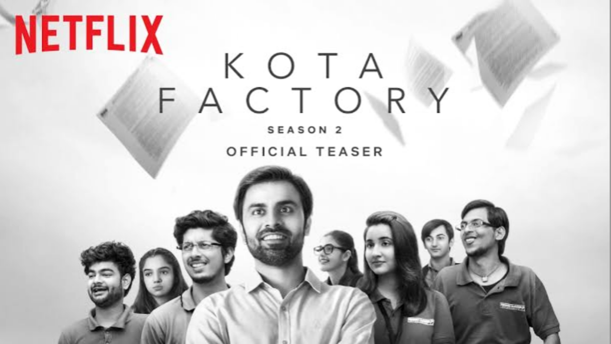 Kota Factory director talks about the black and white format of the show