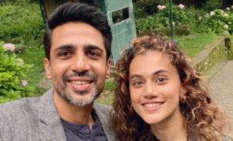 Character details of Taapsee Pannu and Gulshan Devaiah from 'Blurr'