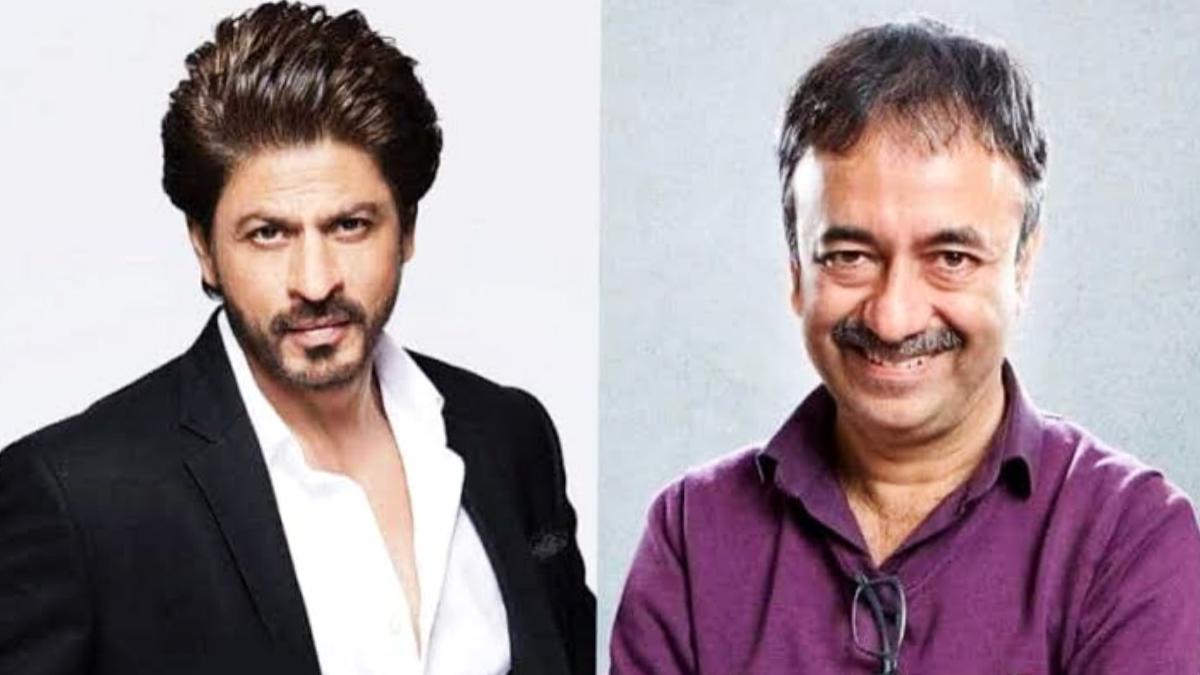 Fresh update on SRKs film with Rajkumar Hirani