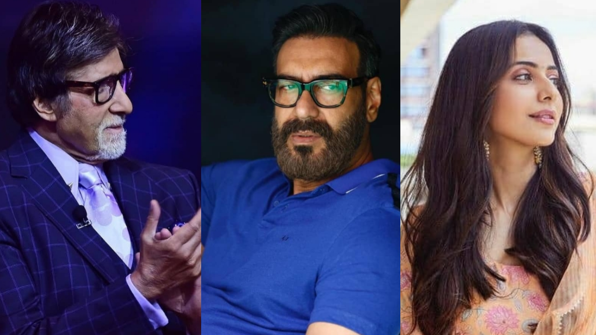 Ajay Devgan announces the release date of Mayday