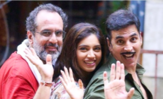 Akshay Kumar wraps up yet another film
