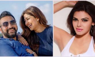 Sherlyn Chopra responds to Raj Kundra and Shilpa