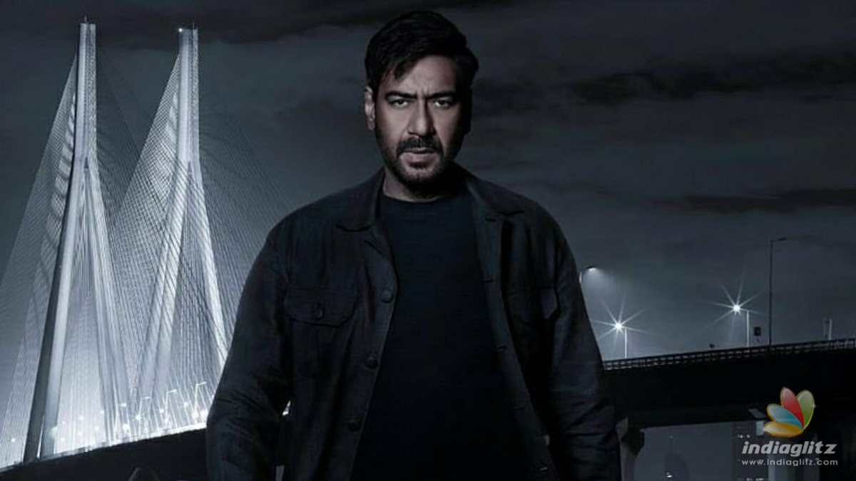 Check out Ajay Devgans first look from his digital debut project
