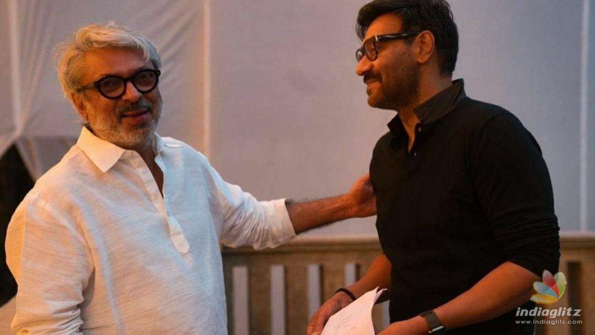 Heres an update on Ajay Devgans role in Gangubai Kathiawadi